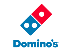 Dominos med