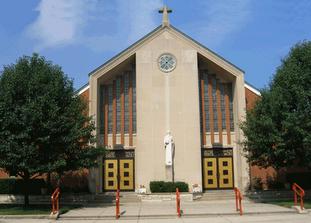 St Gerald Parish Office