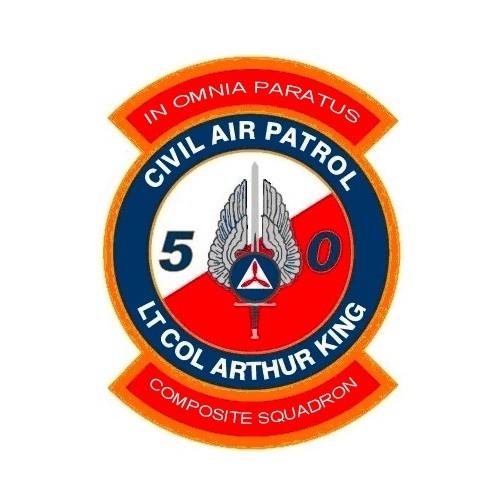 Civil Air Patrol - Lt Col Arthur King Comp Sq 50