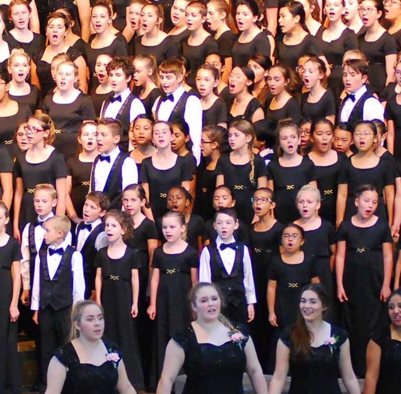 Phoenix Childrens Chorus Inc